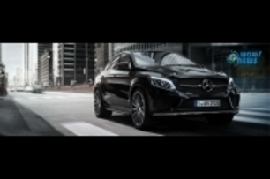 MERCEDES AMG GLE 43 4MATIC COUPE 搶佔豪華SUV市場